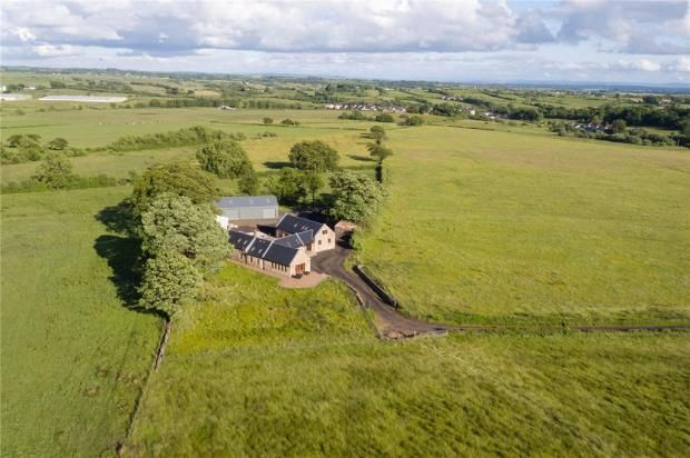 Thumbnail Detached house for sale in South Border Farm, By Beith, North Ayrshire