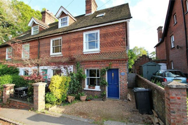 Thumbnail End terrace house for sale in Woodside Cottages, Hartfield Road, Forest Row, East Sussex