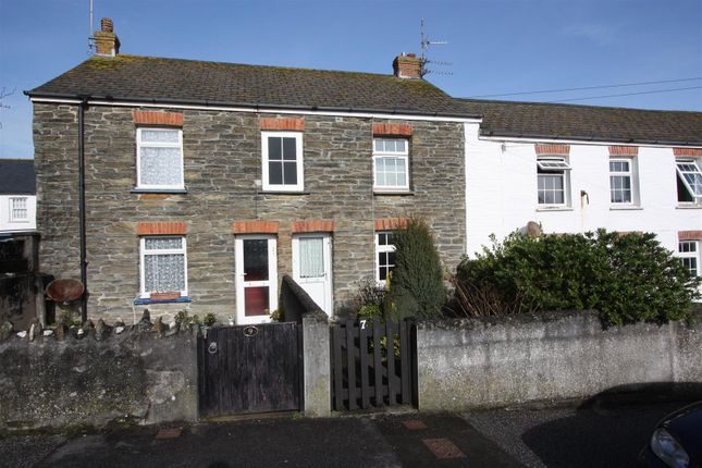 Thumbnail Cottage for sale in Sydney Road, Newquay