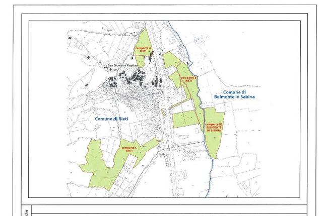 Rieti Italy Map.Land For Sale In San Giovanni Reatino Rieti Town Rieti Lazio