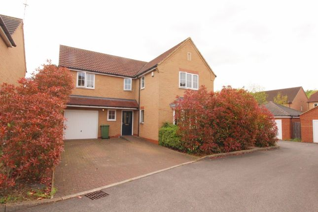 Thumbnail Detached house for sale in Humberstone Park Close, Humberstone