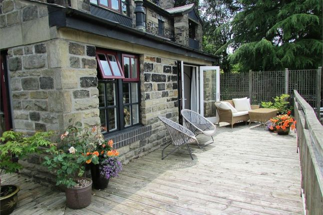 Detached house for sale in Dean Bridge Lane, Hepworth, Holmfirth