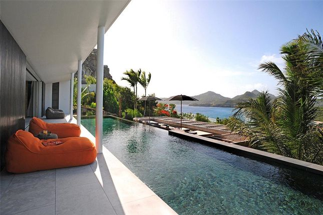 Thumbnail 4 bed villa for sale in Anse Des Cayes, St Barts, St. Barts