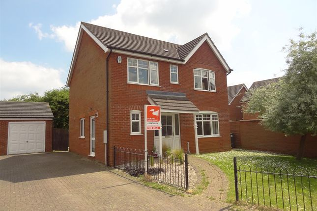 Thumbnail Detached house for sale in Abbey Road, Sleaford