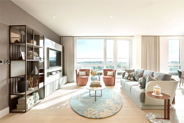 Thumbnail Flat for sale in The Claves, Millbrook Park, Mill Hill, London