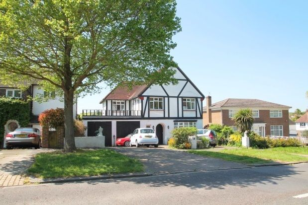 Thumbnail Property to rent in Shirley Drive, Hove