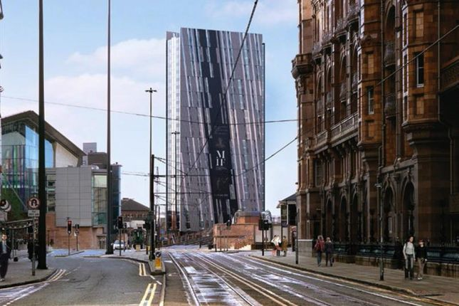 Thumbnail 3 bedroom flat for sale in (Penthouse 27.02) Axis Tower, Albion Street, Manchester