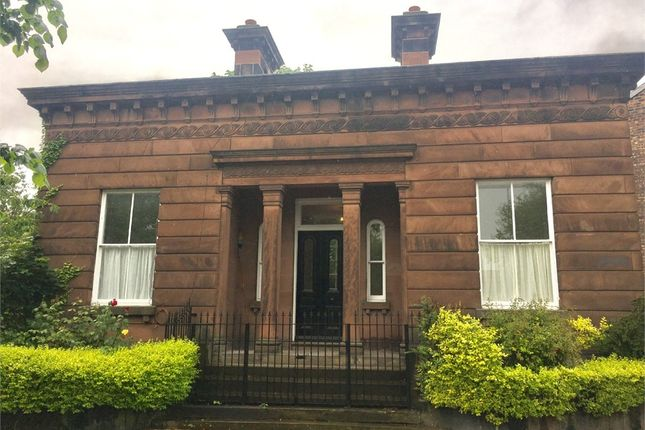 Thumbnail Detached house to rent in Cressington Park, Liverpool, Merseyside