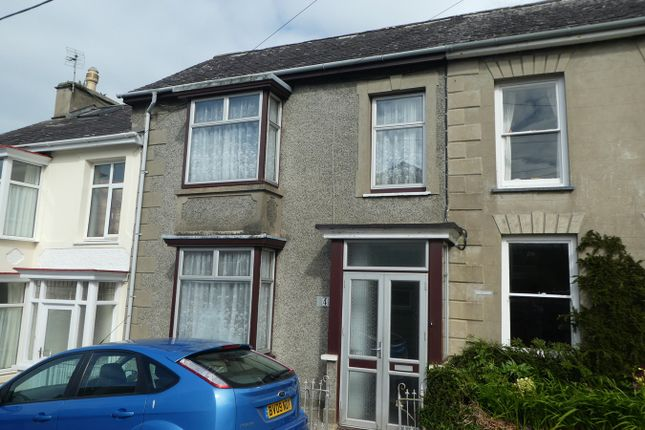 Thumbnail Terraced house for sale in Francis Street, New Quay