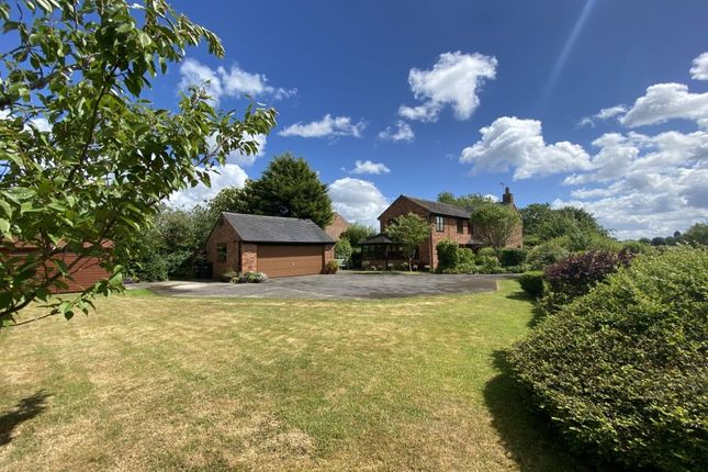 Thumbnail Detached house for sale in Crewe Road, Willaston, Nantwich