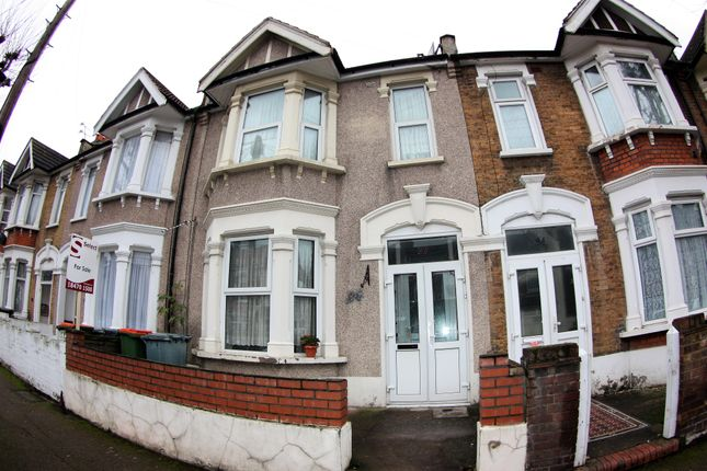 Thumbnail Terraced house for sale in Springfield Road, East Ham