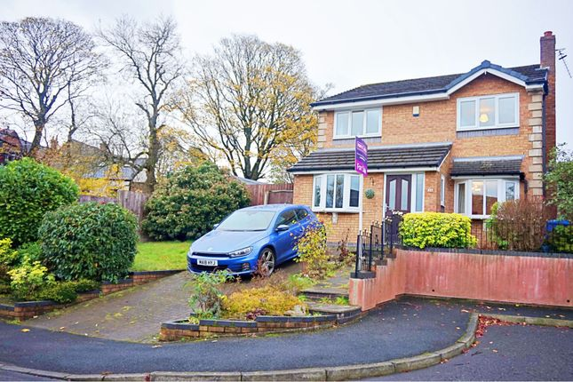 Thumbnail Detached house for sale in Harold Lees Road, Heywood