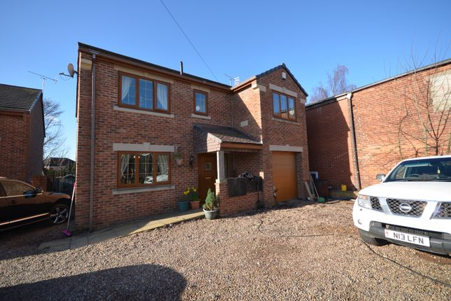 Thumbnail Detached house to rent in Westfields, Worsbrough, Barnsley, South Yorkshire
