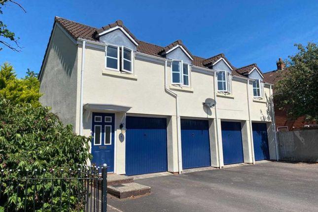 2 bed parking/garage for sale in St. Thomas Court, Tiverton EX16