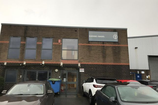 Industrial to let in Unit 0 And Offices, Haslemere Ind Estate, Avonmouth