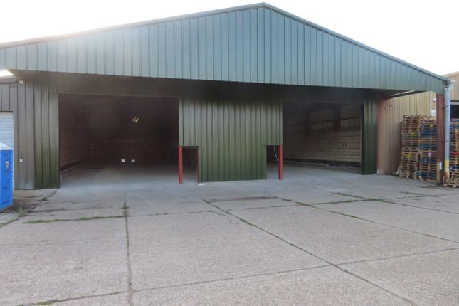 Thumbnail Warehouse to let in The Drive, Rivenhall, Witham