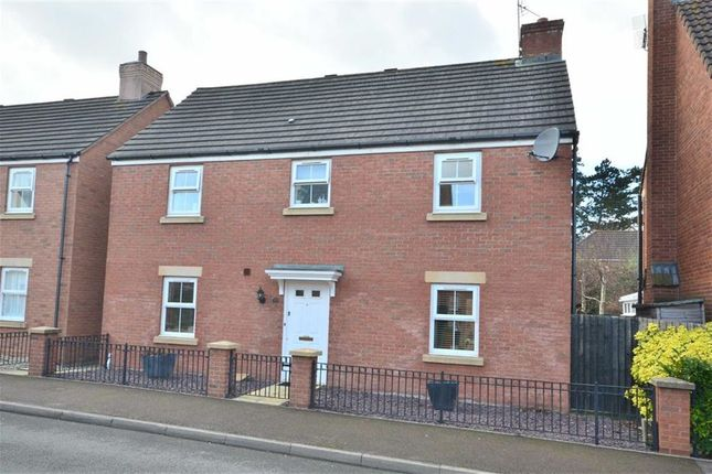 Thumbnail Detached house for sale in Carwardine Field, Abbeymead, Gloucester