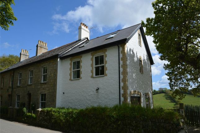 Thumbnail Semi-detached house to rent in Station Road, Perranwell Station, Truro, Cornwall