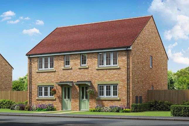 """Thumbnail Property for sale in """"Danbury"""" at Woodfield Way, Balby, Doncaster"""