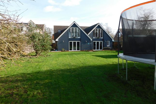 Thumbnail Detached house for sale in Middlewood Green, Stowmarket