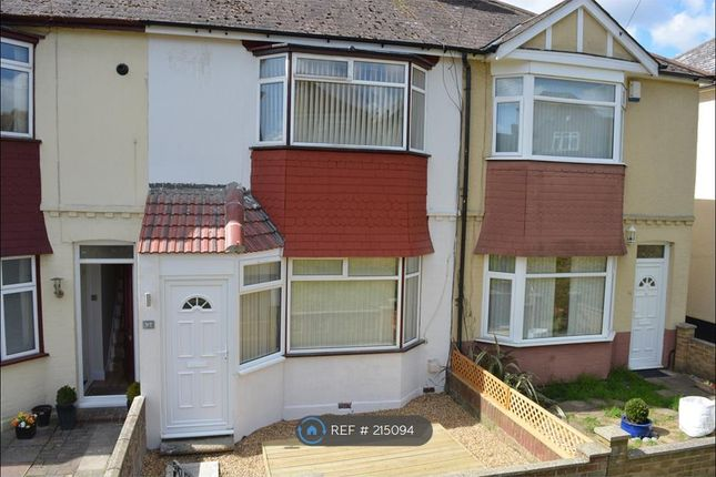 Thumbnail Terraced house to rent in Broom Hill Road, Strood