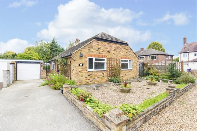 Thumbnail Detached bungalow to rent in Bathurst Close, Richings Park, Buckinghamshire