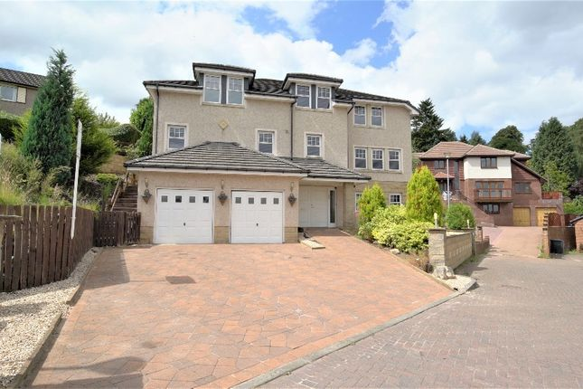 Thumbnail Detached house for sale in Croftbank Gate, Bothwell, South Lanarkshire
