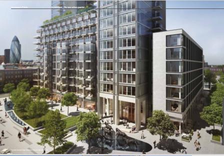 Thumbnail Flat for sale in Lemon Street, London