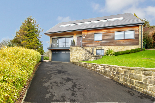 Thumbnail Detached house for sale in Derwent Lane, Hathersage, Hope Valley