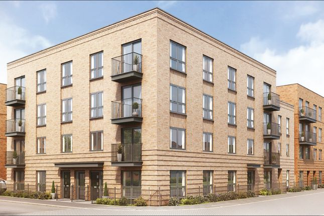 Thumbnail Flat for sale in Liversage Street, Derby, Derbyshire