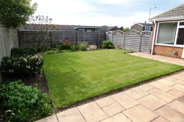 Thumbnail Bungalow to rent in West Dyke Road, Kirkleatham, Redcar