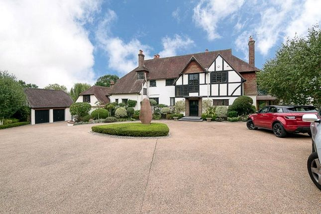 Thumbnail Property for sale in West Drive, Virginia Water, Surrey