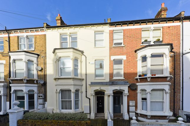 Thumbnail Terraced house to rent in Saltoun Road, London