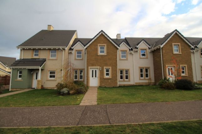 Thumbnail Terraced house to rent in Castle Drive, Auchterarder