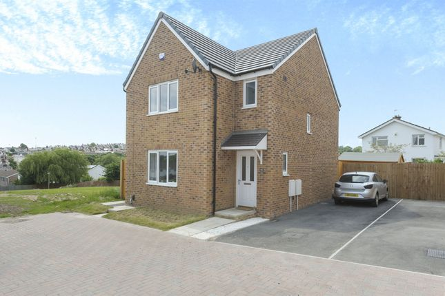 Thumbnail Detached house for sale in Clos Maes Dyfan, Barry