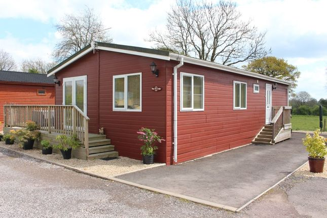 Thumbnail Bungalow for sale in Old Down Touring Park, Emborough, Radstock