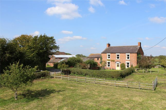 5 bed detached house for sale in Shocklach, Malpas, Cheshire SY14