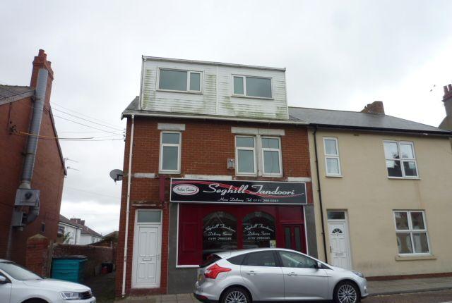 Thumbnail Maisonette to rent in Main Street South, Seghill, Cramlington