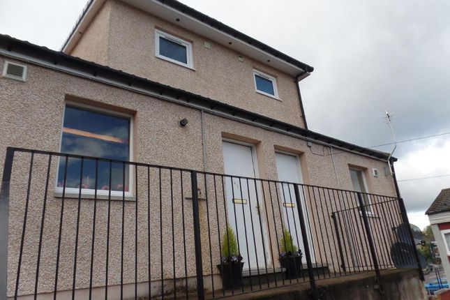Thumbnail Flat to rent in Caledonian Road, Wishaw