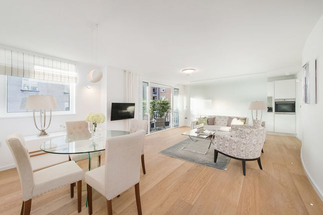 3 bed flat for sale in Whaddon House, William Mews, Knightsbridge, London