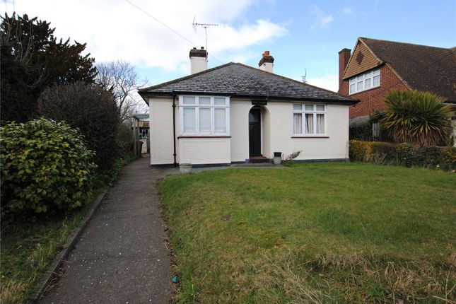 Thumbnail Bungalow for sale in Lordship Road, Writtle, Chelmsford, Essex