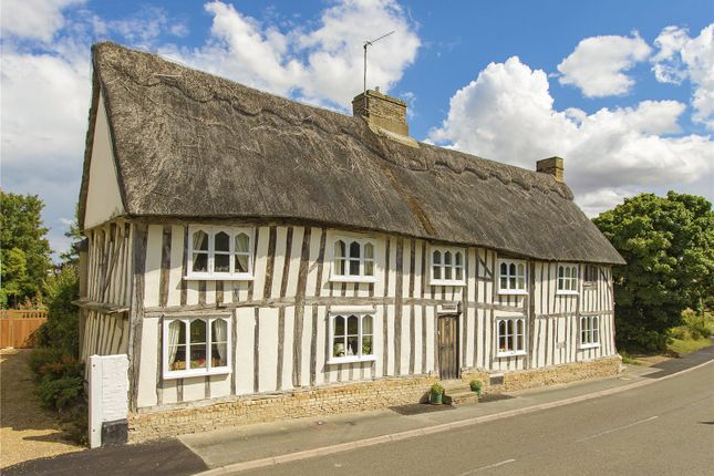 Thumbnail Detached house for sale in High Street, Swaffham Bulbeck, Cambridge