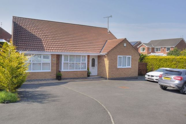 Thumbnail Detached bungalow for sale in Carisbrooke, Bedlington