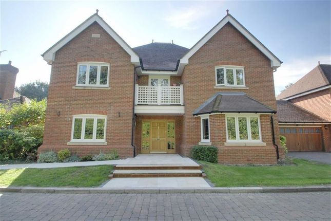 Thumbnail Detached house for sale in Eggleton Drive, Tring