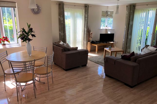 2 bed flat to rent in Waltheof Road, Sheffield S2