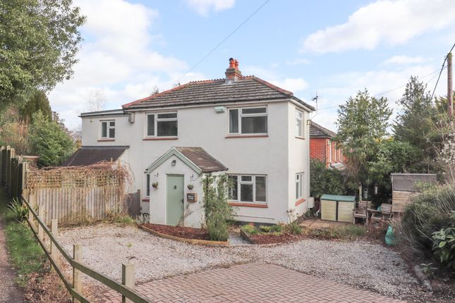 Thumbnail Detached house for sale in Kitnocks Hill, Curdridge, Southampton