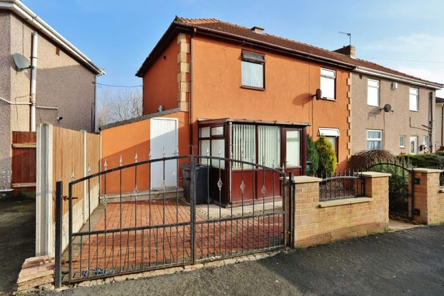 Thumbnail Semi-detached house for sale in Knoll Beck Crescent, Brampton, Barnsley