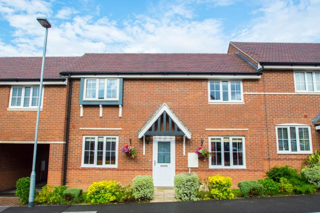 Thumbnail Terraced house to rent in Clappers Lane, Watton At Stone, Hertford