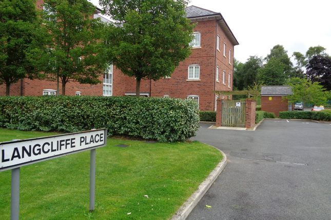 Thumbnail Flat to rent in Langcliffe Place, Stoneclough, Radcliffe