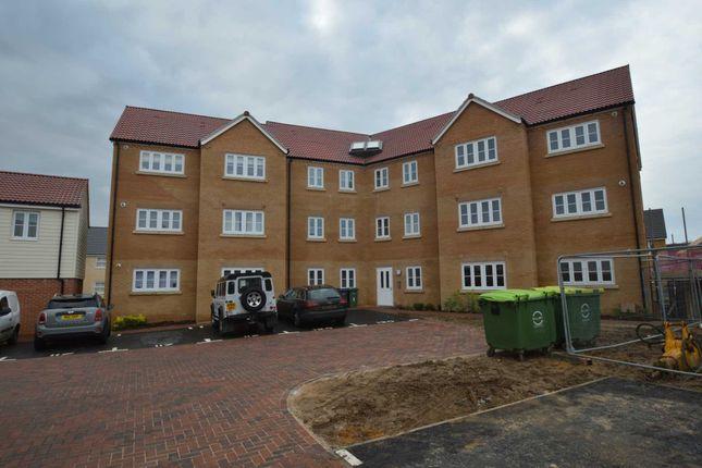 Thumbnail Flat for sale in Martyn Joyce House, Kestrel Avenue, Queens Hill, Norwich